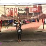 360 Bazaar Kuala Lumpur at Lanai Matic 2014