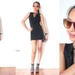 #OOTD: Pearls and LBD