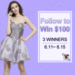 $100 Voucher International #Giveaway!
