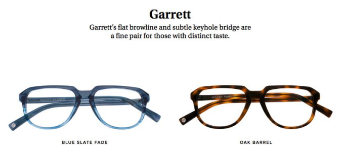warby beacon collection