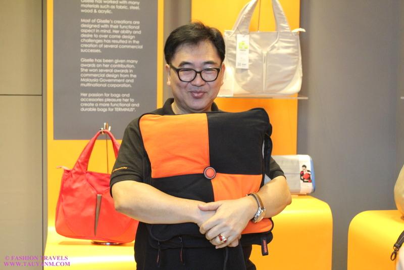 terminus bag, malaysia blogger