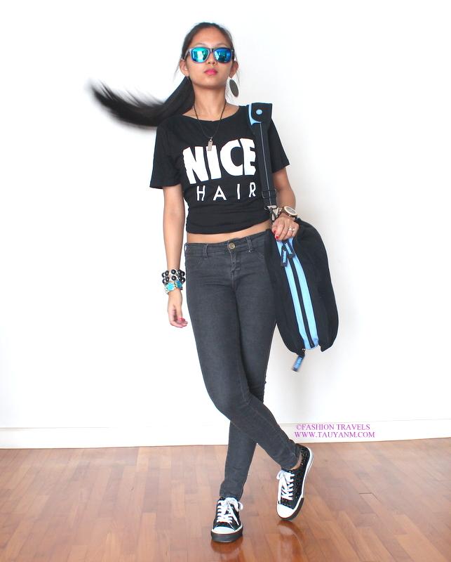 terminus,malaysia fashion blogger, filipino blogger, ootd, outfitpost, lookbook,