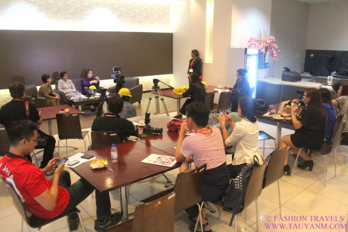 behind the scenes of the Malaysia Fashion week, malaysia fashion blogger