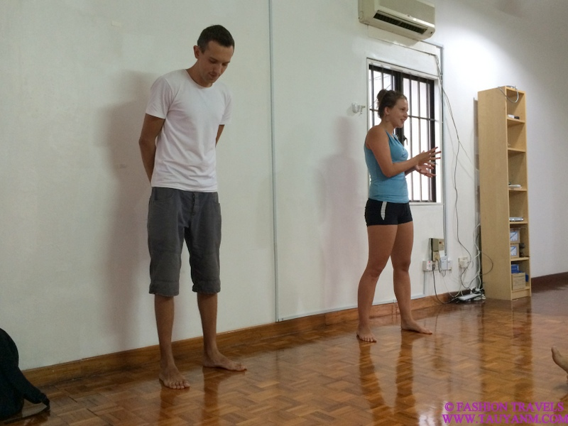 samba, seetie.me, klaudia, christian, polish, dance, dancing, dance workshop in malaysia, where to go to learn samba, malaysia blogger