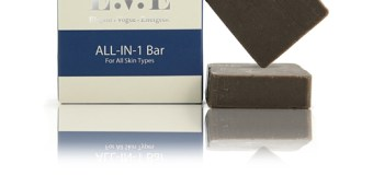 #REVIEW: E.V.E Soap Bar + #Giveaway!