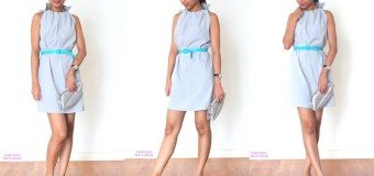#OOTD: Gray Dress