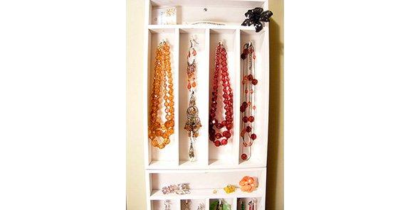 3 Cutlery Tray = Jewelry Organizer