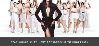 Asia's Next Top Model Cycle 3 Viewing Party x ZALORA