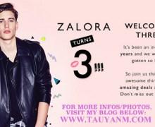 Zalora Turns 3 at Marble 8!
