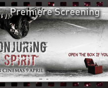 Conjuring Spirit: Open The box If you dare!