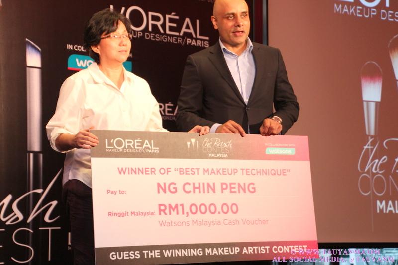 loreal paris, jamie tan, malaysia blogger
