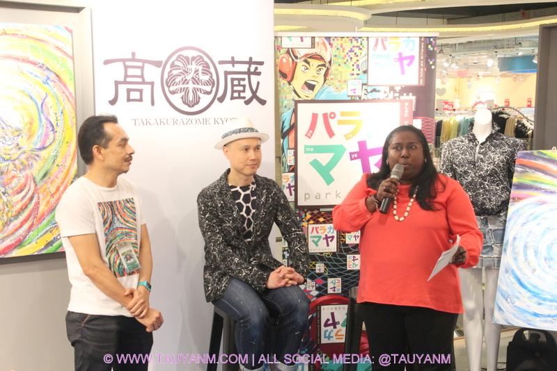 takakurazome kyoto, parkamaya, fahrenheit88, malaysia blogger