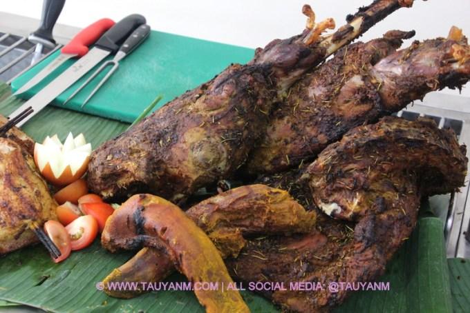 dulu & kini restoran, malaysia blogger, food blogger,