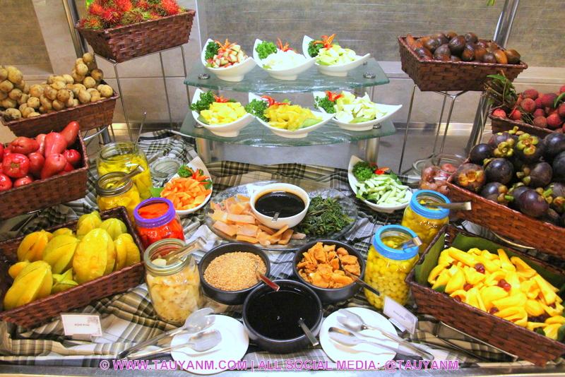 the spread restaurant, malaysia blogger