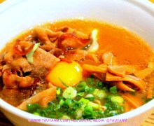 Limited Edition Tokushima Ramen + New Chef's Special Only at Ippudo