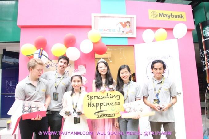 maybank challenge
