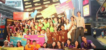 MayBank Go Ahead Challenge 2015: Can You Sell Happiness?