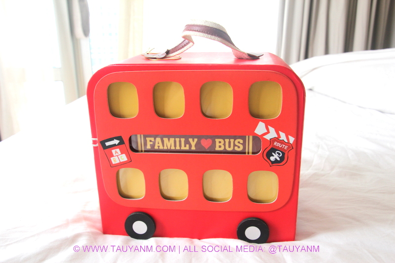 GIFTHING Family Bus Hamper