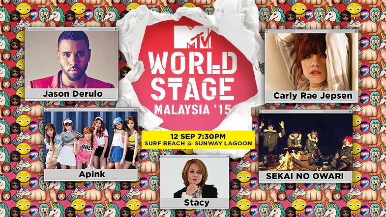 mtv world stage 2015 malaysia