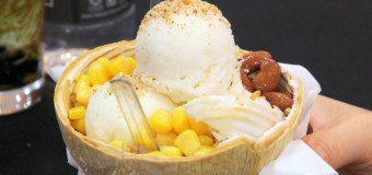 Here's the Scoop on Sangkaya Coconut Ice Cream + Where to Find Them!