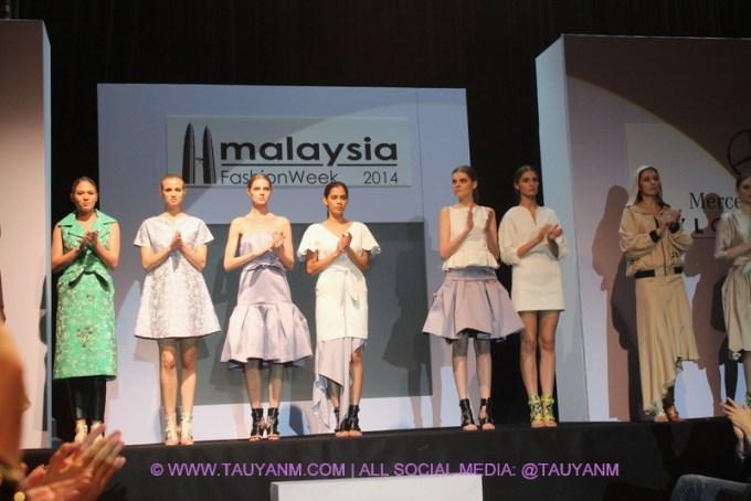 Mercedes Benz Stylo Asia Fashion Week (Malaysia Fashion Week) #mfw2015 #mfw #mbstyloafw