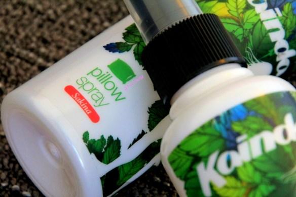 kainda pillow spray review giveaway