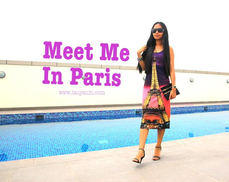 ootd meet me in paris