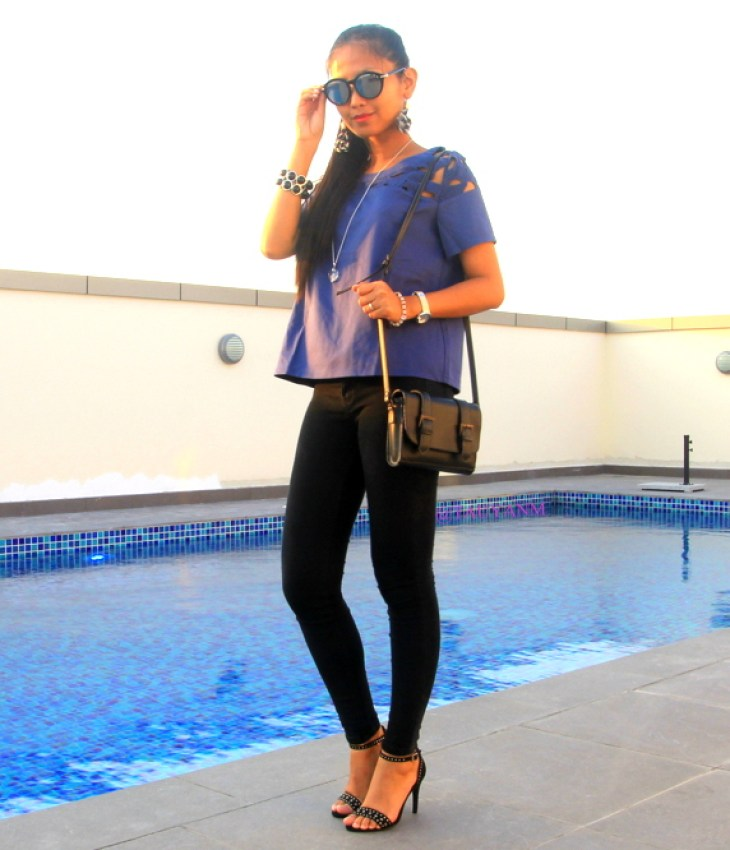 #ootd: violet lookbook