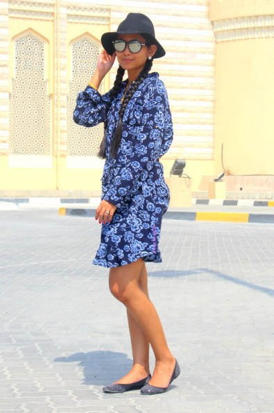 #ootd #shirtdress #dubaiblogger #fashionblogger