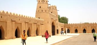 Dubai Road Trip #1: Al Ain Palace Museum, Al Jahili Fort, Jebel Hafeet #mydubai