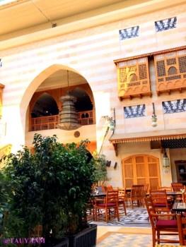 Khan Murjan Restaurant, dubai blogger