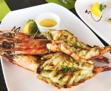 Gonu Bar and Grill – Le Meridien Al Aqah Beach Resort Fujairah #mydubai