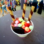 (Fried) Ice Cream Rolls in Global Village