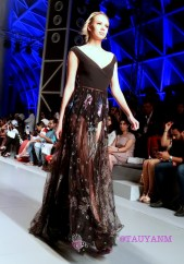 arab fashion week, dubai blogger