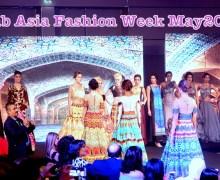 Arab Asia Fashion Week May2017