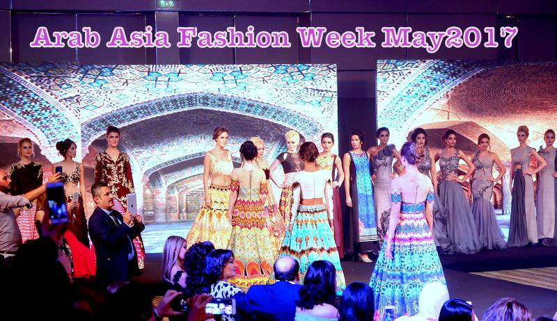 arab asia fashion week dubai blogger