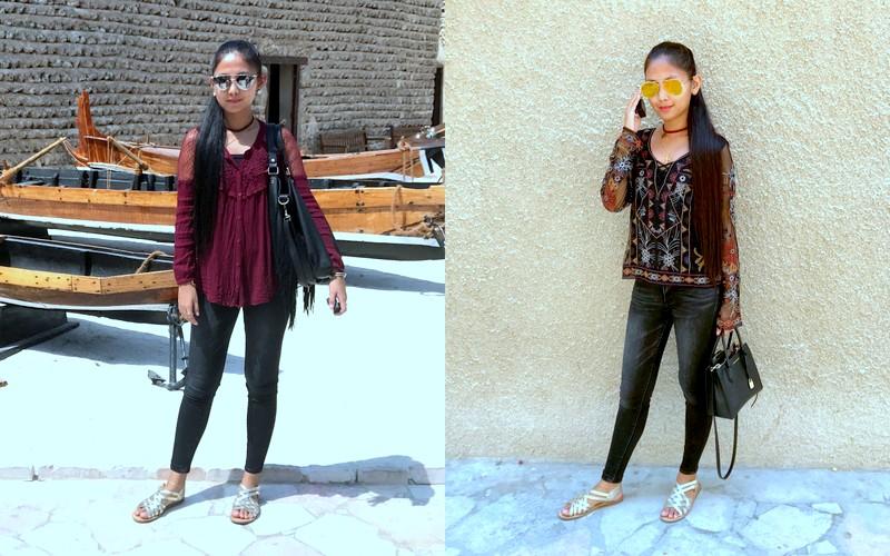 american eagle outfitters, dubai fashion blogger, ootd, lookbook,