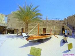 dubai museum, al fahidi fort, dubai blogger, visit dubai