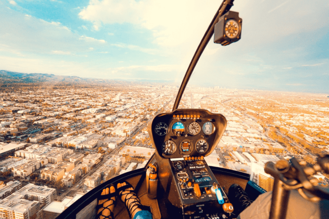 A Guide to Helicopter Tour Selection