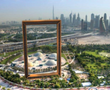 The Dubai Frame – Things to do in Dubai