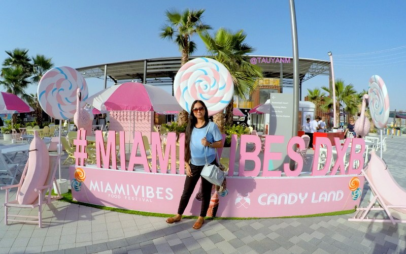 miami vibes dxb, dubai food festival, dubai blogger, dubai food blogger, dubai design district, filipino blogger