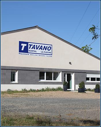 TAVANO Bâtiment