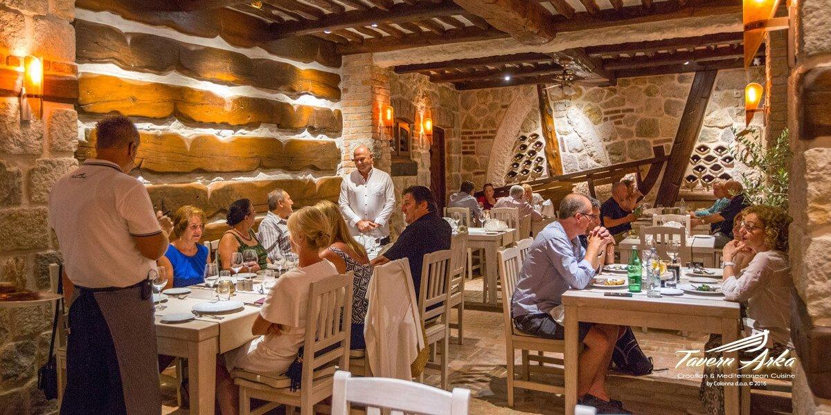 Dubrovnik Restaurants Choice Amp Competition Value For Money