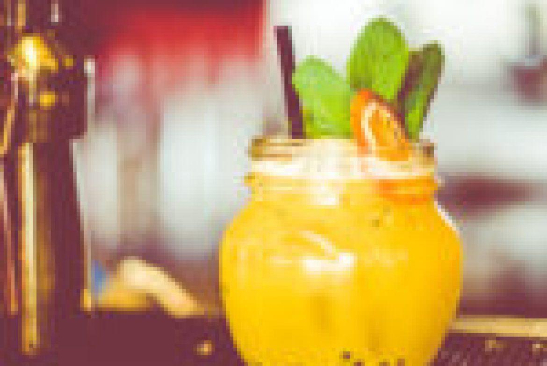 Cocktail Caraibicial Passion Fruit
