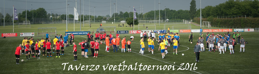 ODT winnaar voetbaltoernooi Taverzo - Taverzo Zoetermeer