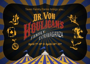 Dr Von Houligan's Family Extravaganza Circus