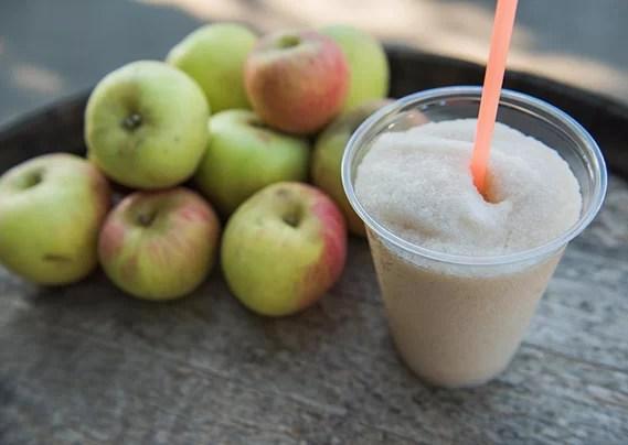Apple Cider Slushies