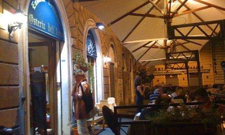 Osteria dell'Arco – vino e tradizione in ambiente curato