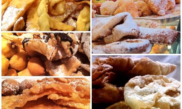 Dove mangiare frappe e castagnole @ Roma