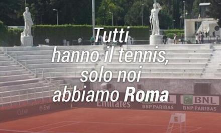 Il food si rinnova agli Internazionali di Tennis a Roma